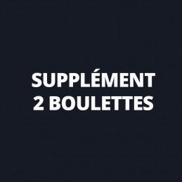 Supplément 2 Boulettes