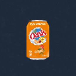 Oasis duo Orange (33 cl)