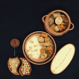 Couscous sans viande