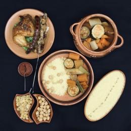 Couscous mixte (Poulet,...